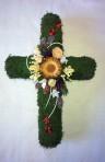 Príležitostná dekorácia – malý kríž II.
