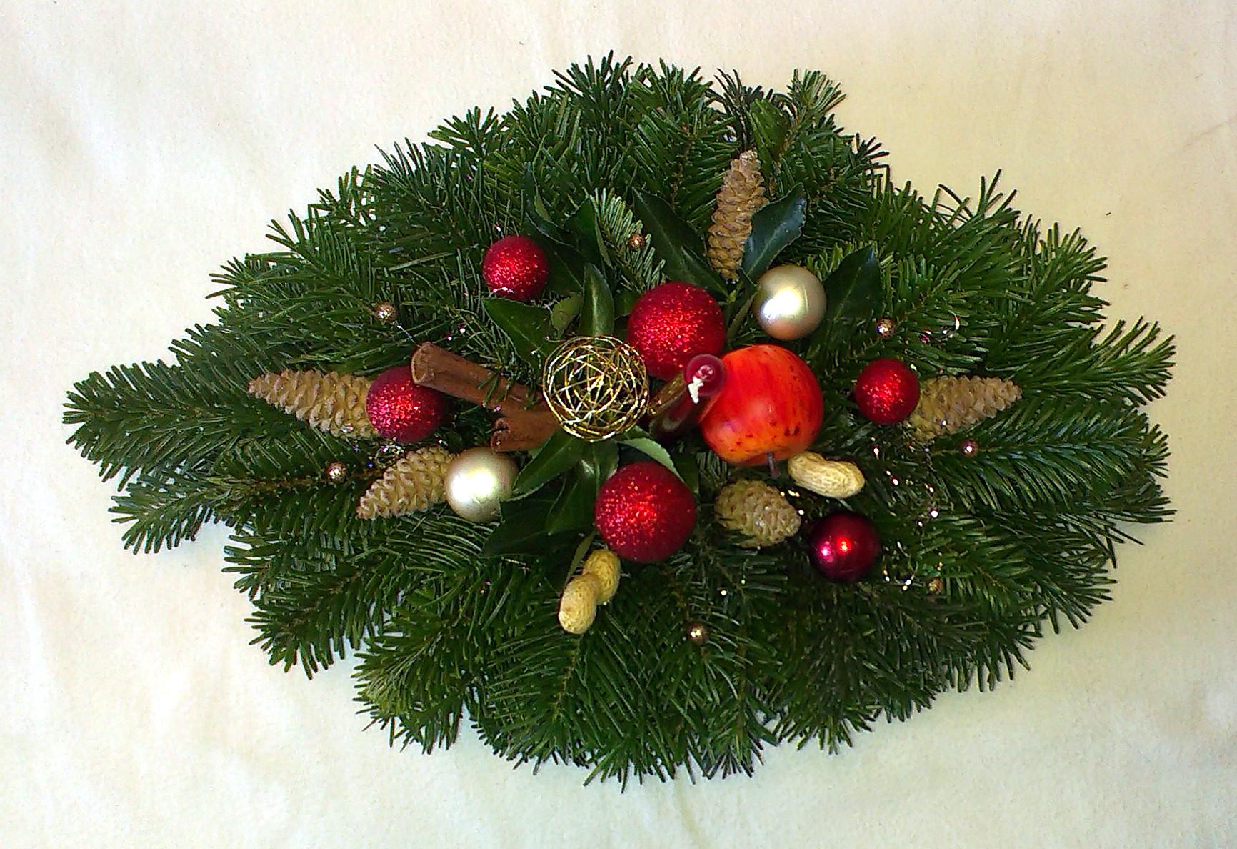 Vianočné čerstvé