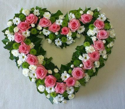 z čerstvých kvetov